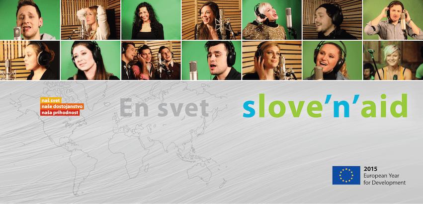Slovenaid - Slove'n'aid - En svet (One world)