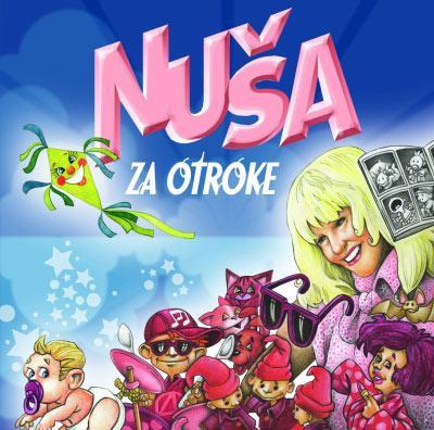 album nusa za otroke v - ALBUM - Nuša za otroke (Nuša for kids)