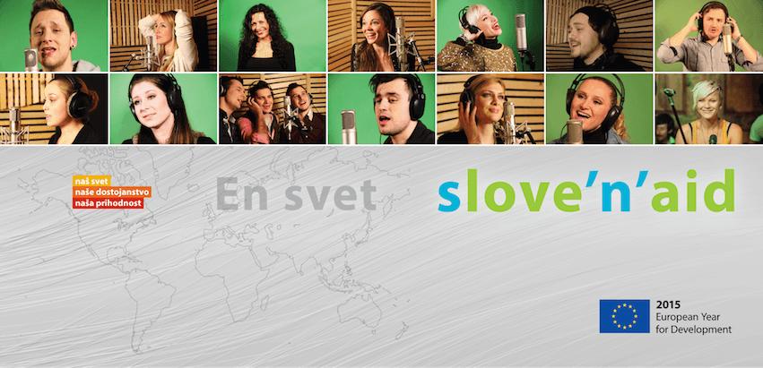 Slovenaid - Slove'n'aid - En svet