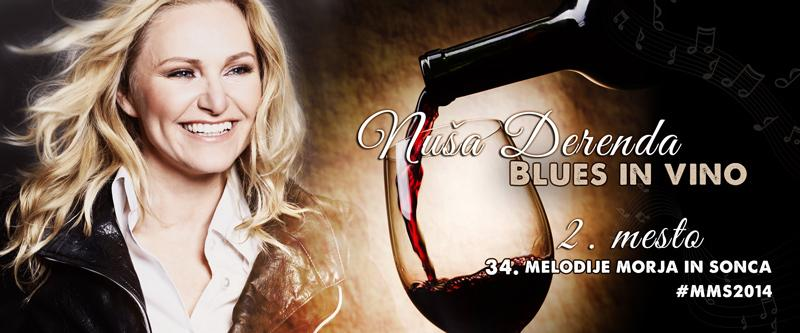 banner blues vino v 1 - Singl - Blues in vino