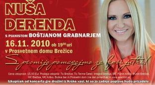 dobrodelni koncert01 velika 312x172 - Nuša Derenda organizira dobrodelni koncert