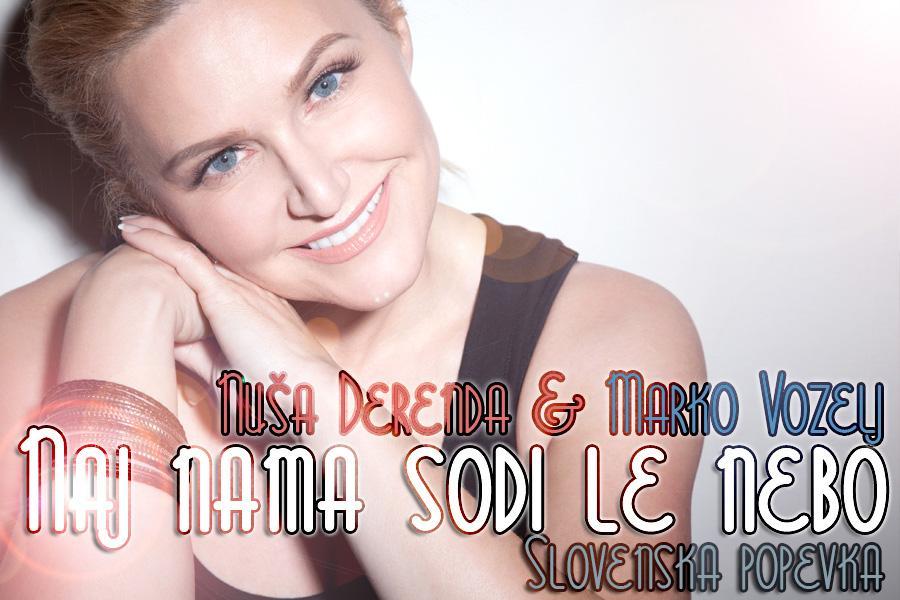 slovenska popevka v - Nušo bomo letos slišali na MMS-u, Sunčanih skalah in na Slovenski popevki!