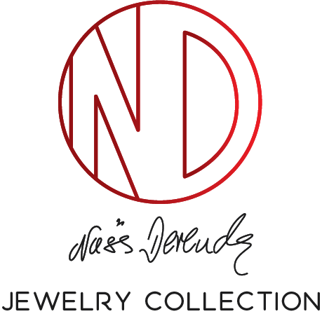 Nusa jewelry collection - Nuša in Poskočni pričarali prvi sneg