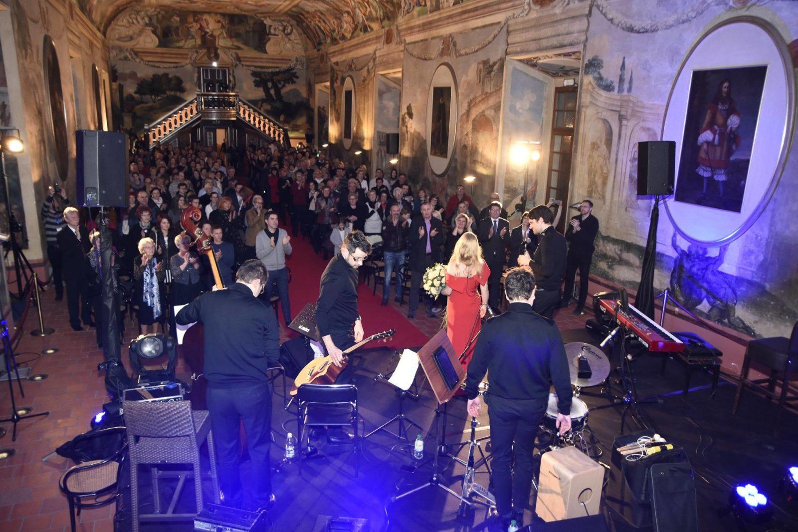 koncert PMB3 - Otvoritev razstave in uspešno zaključena prva dva koncerta
